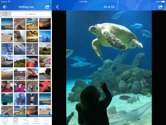 CloudMe iPad Screenshot 3