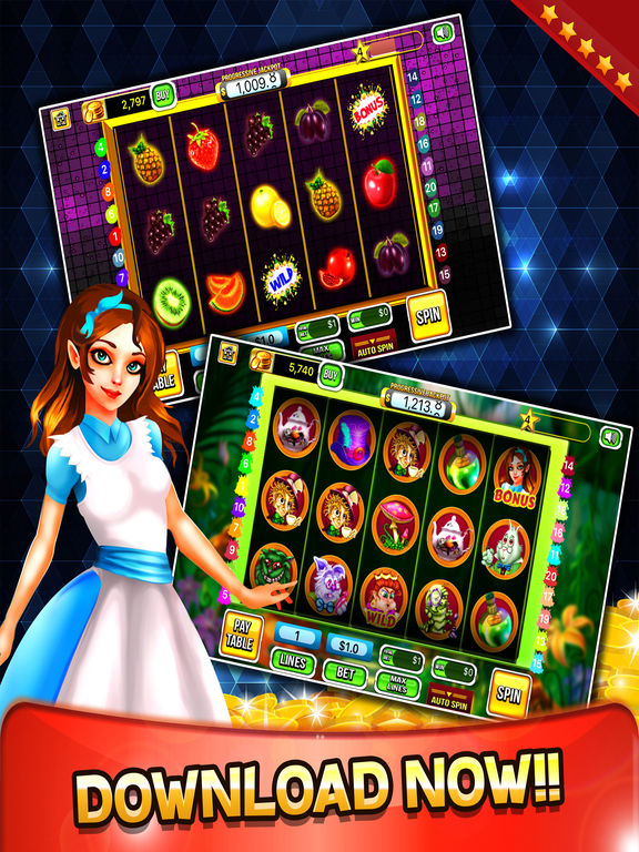 Free Slots Machines Games - Best Jackpot Casino to Win in Las Vegas-ipad-1