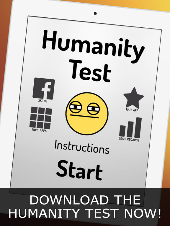 humanities test The human condition, in all its wonder and depravity, is at the heart of the study of the arts and humanities learn for free about for the ap us history exam.