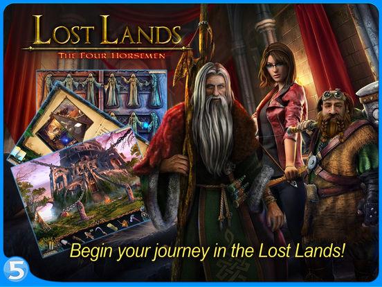 Lost Lands 2: The Four Horsemen HD (Full)screeshot 5