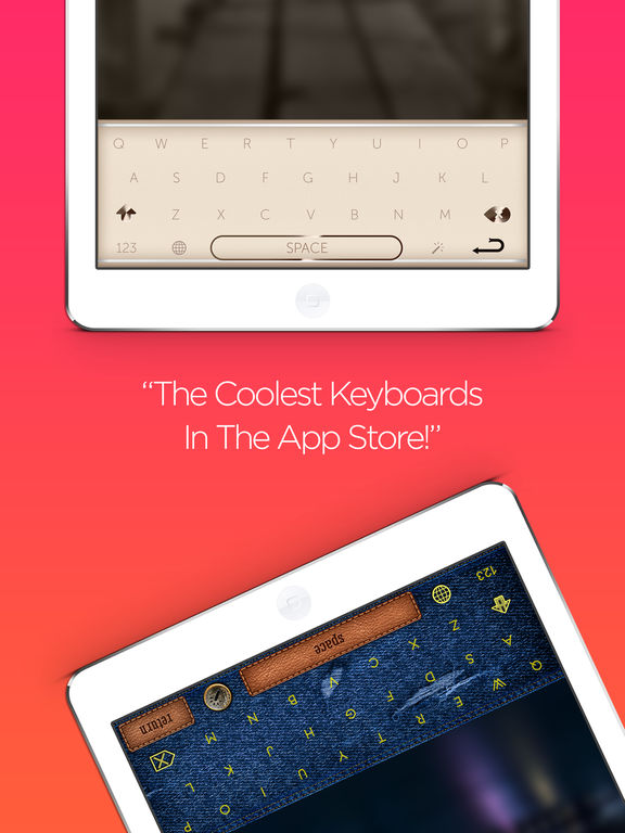 Keyboard Maker by Better Keyboards - Free Custom Designed Key.board Themes screenshot