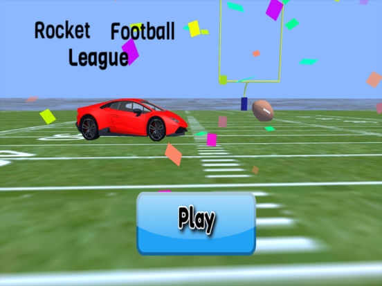 Rocket Football Leaguescreeshot 2