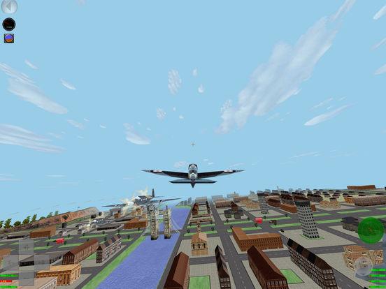 Defend London 3D Lite iPad Screenshot 1