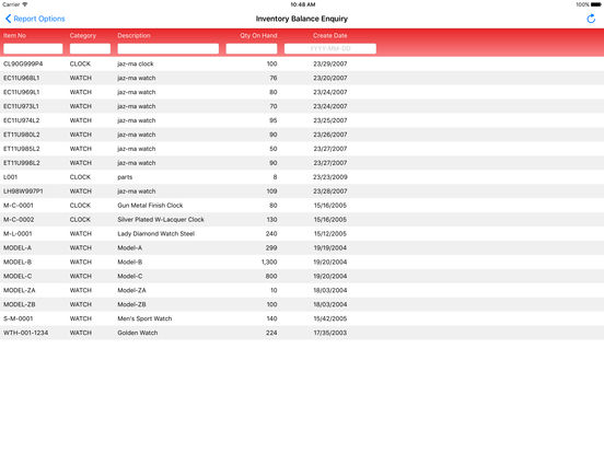 ReportNOW iPad Screenshot 5