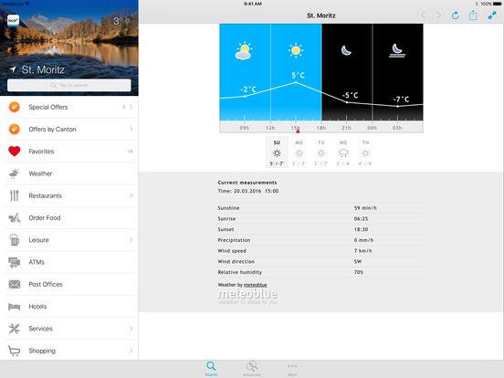 Swiss Phone Book iPad Screenshot 4