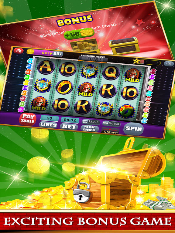 Free Las Vegas Casino Slots Machine Games - Spin for New Party-ipad-4