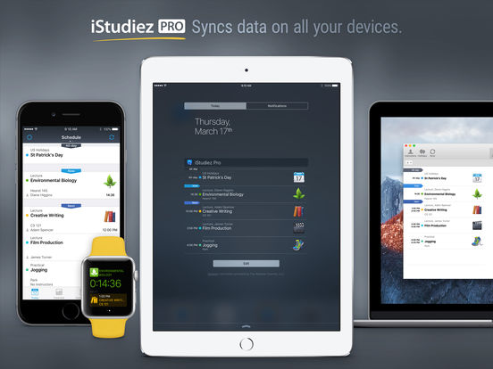 iStudiez Lite iPad Screenshot 5