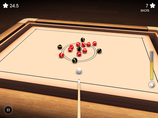 Crazy Pool 3D for iPad iPad Screenshot 4