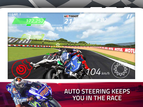 MotoGP Racing - Championship Quest Tips, Cheats, Vidoes and Strategies | Gamers Unite! IOS
