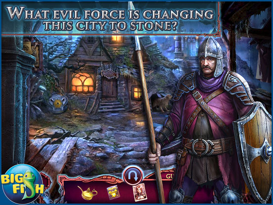 League of Light: Silent Mountain - A Hidden Object Mystery (Full)screeshot 1