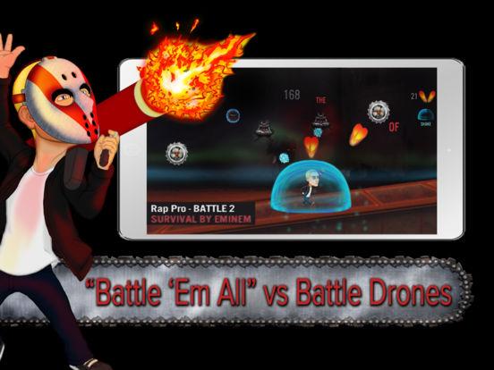 Shady Wars на iPad