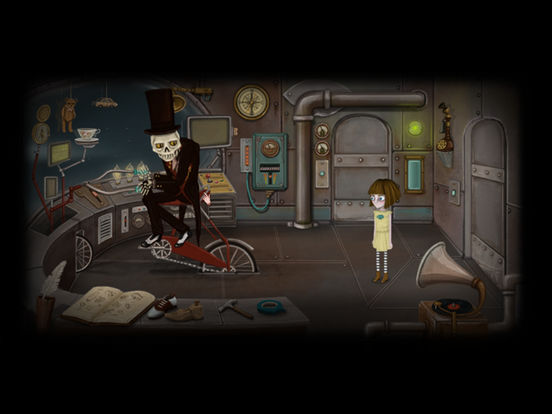 Fran Bow Chapter 4 Screenshots
