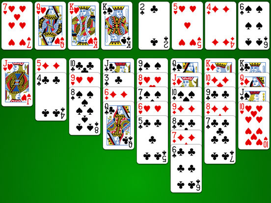Odesys FreeCell iPad Screenshot 1