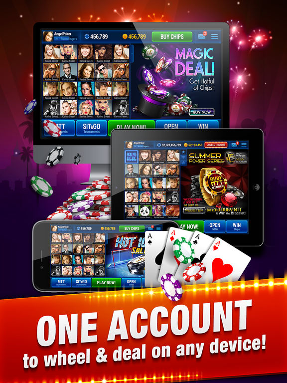 Texas Holdem Poker Free screenshot