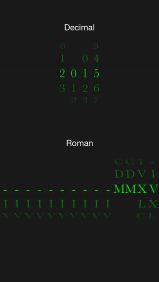Roman Decimal FREE