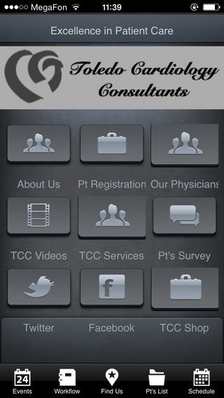 TCC - Cardiology Services