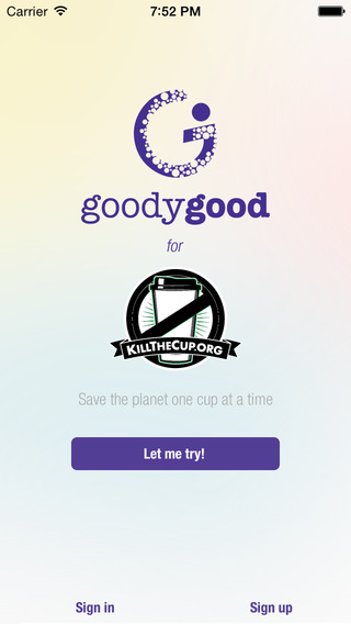 Kill The Cup by GoodyGood