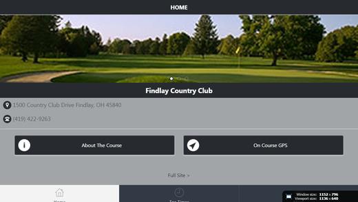 Findlay CC