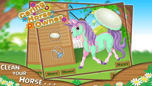 Pony Care.