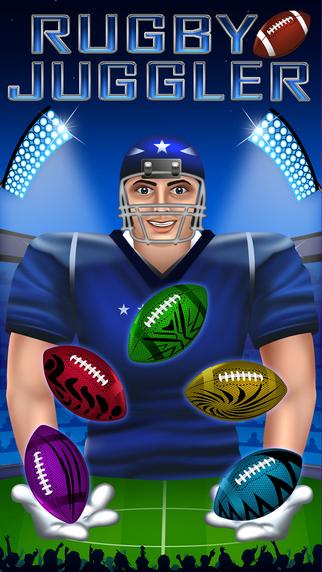 Rugby Juggler Challenge 2016