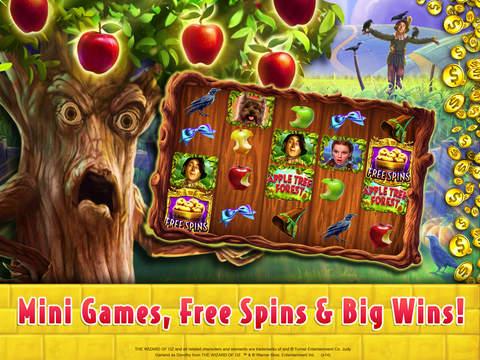 wizard of oz slots free casino hack