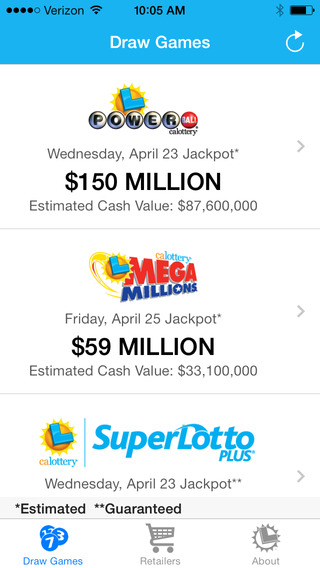 玩娛樂App|California Lottery Official App免費|APP試玩