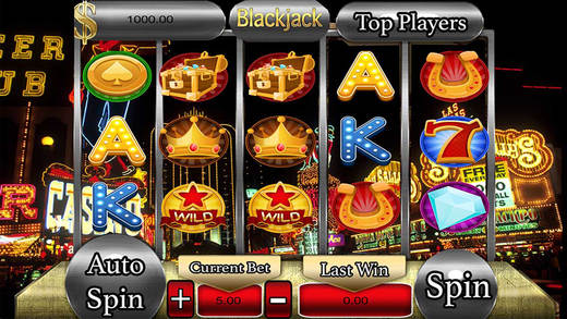 A Amazing Vegas Paradise Jackpot Slots Blackjack Games