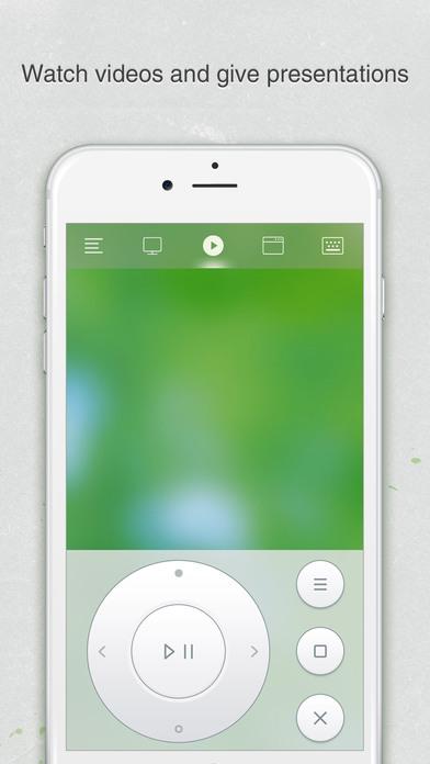 беспроводная мышь (Remote Mouse FREE) Screenshot