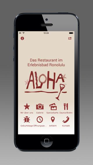 Restaurant Aloha
