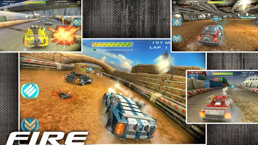 Battle Riders - 战斗赛车手[iOS]丨反斗限免