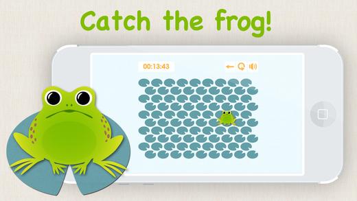 Circle the Frog