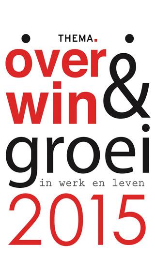 Over Win Groei scheurkalender 2015