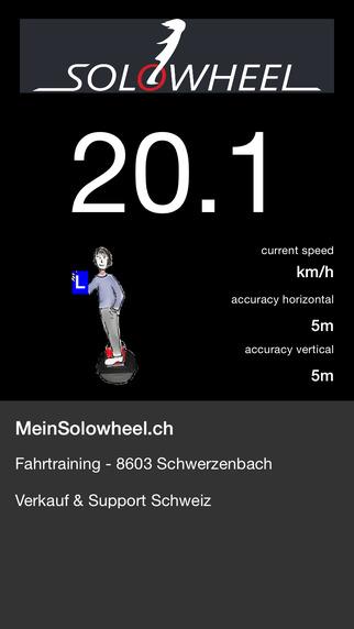 MeinSolowheel