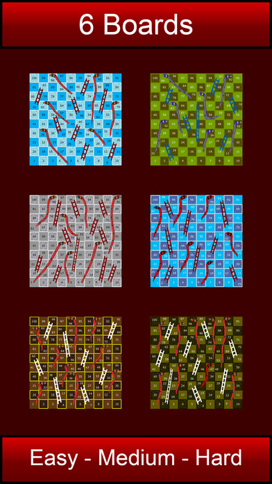 iSnake & iLadder LITE iPhone Screenshot 3
