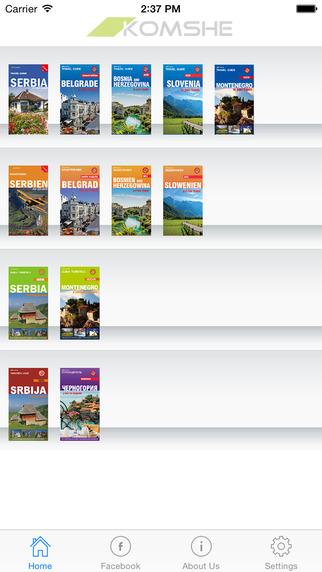 Komshe Travel Guides