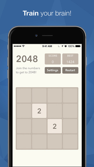 2048 Pro: Logic Puzzle Game to Train Your Brain