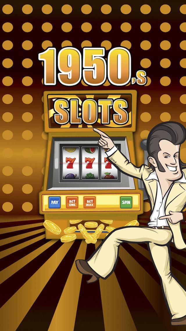 1950's Slots