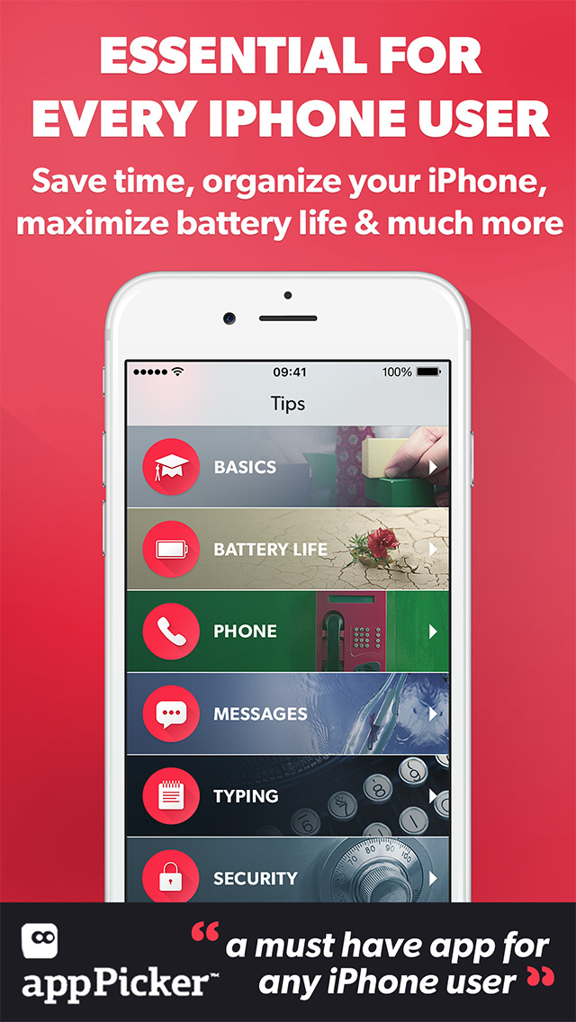 Tips & Tricks - Secrets for iPhone (Free App Edition)