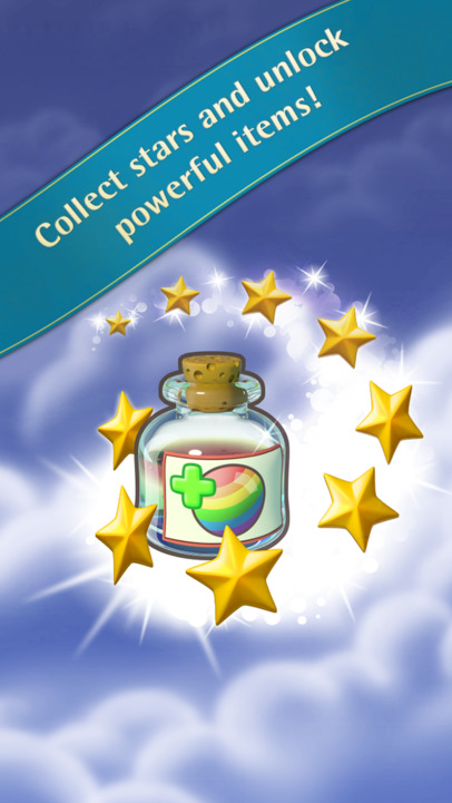 Bubble Witch Saga - iPhone Mobile Analytics and App Store Data