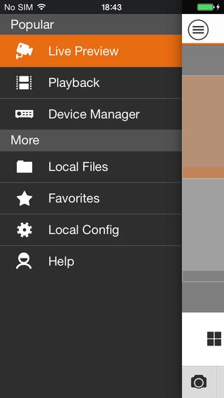 Apollo Client iPhone Screenshot 1