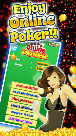 World Championship Online Poker - Mobile League of Stars
