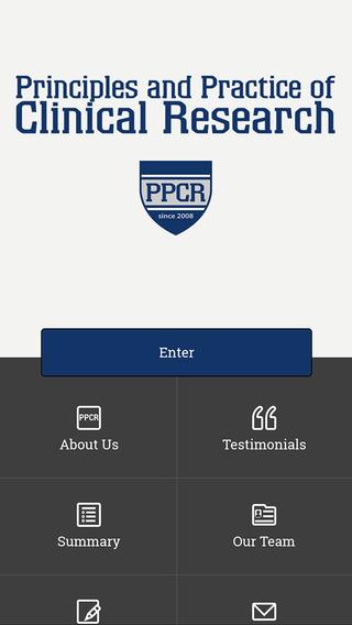 PPCR Course