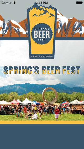 Springs Beer Fest