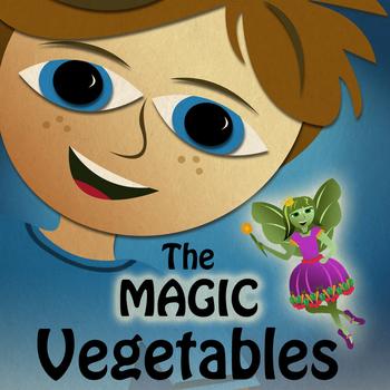 Magic Vegetables 書籍 App Store-愛順發玩APP
