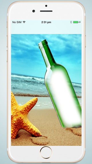 Glass and Bottle Photo Frames