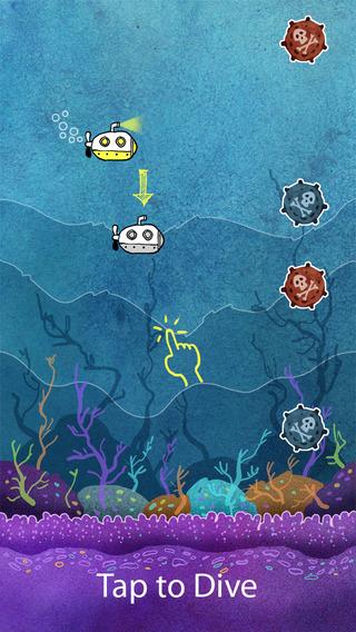 Lemon Sub 2: Flappy Goes Underwater