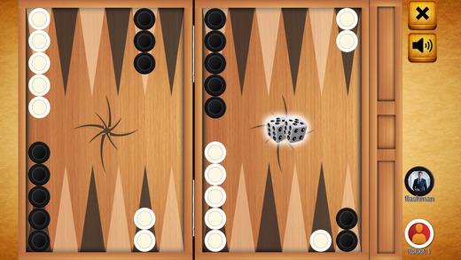 Backgammon - Tabla - online multiplayer
