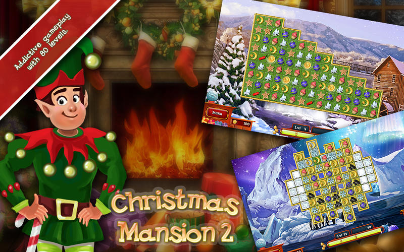 Christmas Mansion 2 Screenshot - 1