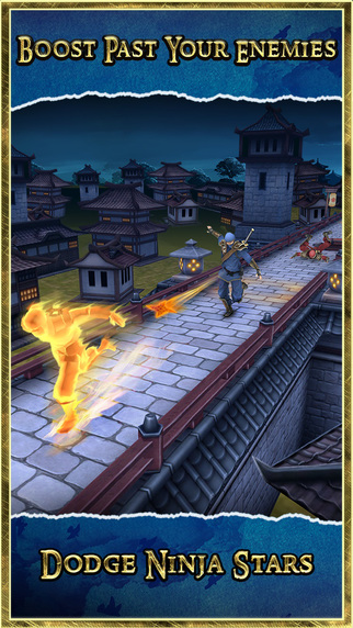 Ninja Run Multiplayer 3D Mega Battle Runner for Boys and Kids