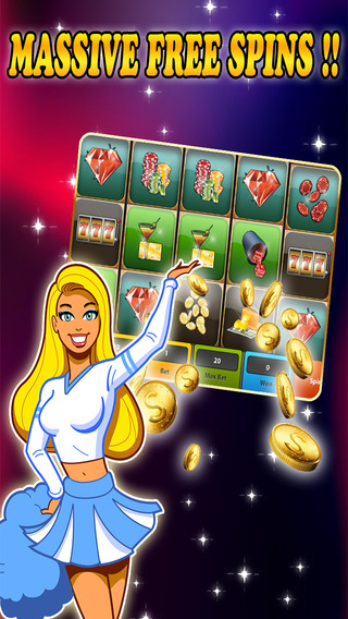 Golden Casino Free - New Bonanza Slots of the Rich with Multiple Paylines